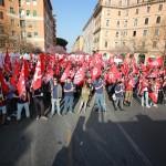 Manifestazione del Partito Comunista 25 marzo