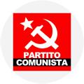 3ROMA simbolo partito comunista 3x3 grigio