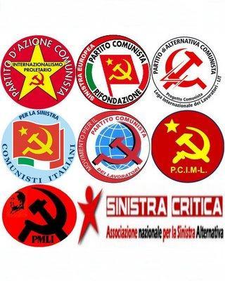 Partiti di sinistra comunista